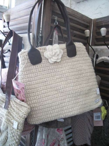 sac tricot engry and sif